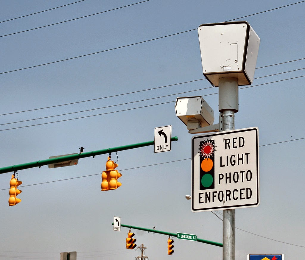 red light photo