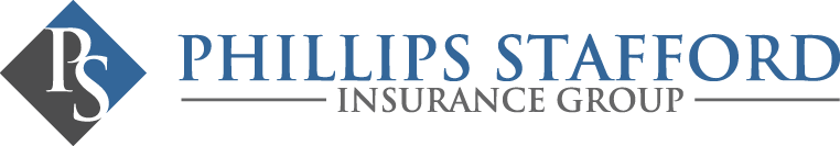 Phillips Stafford Insurance Group Retina Logo